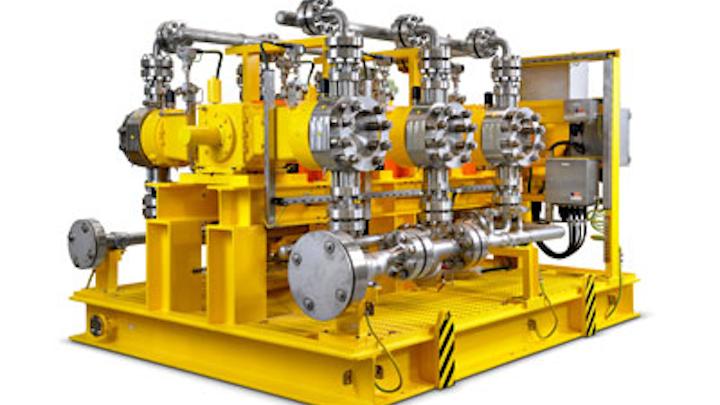 Lewa pump system