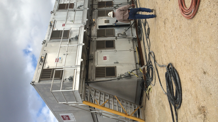 LQT Industries LLC is providing accommodation buildings to a fixed platform in the Gulf of Mexico