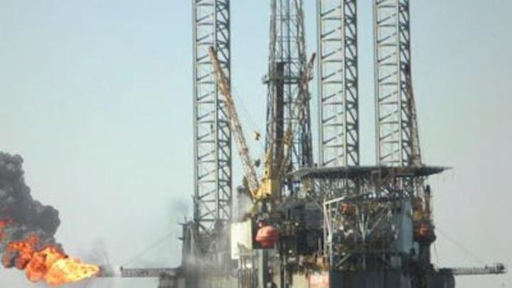 Block 50 offshore Oman