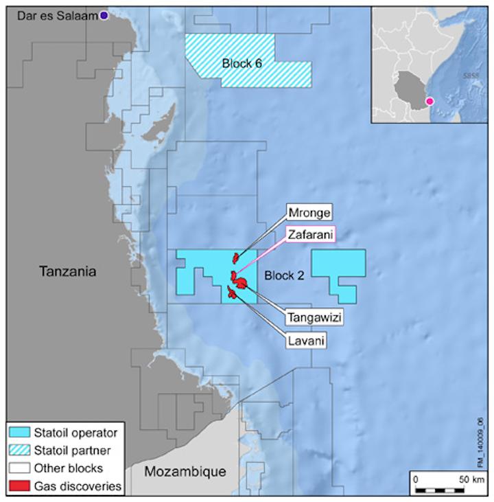 Tanzania block 2