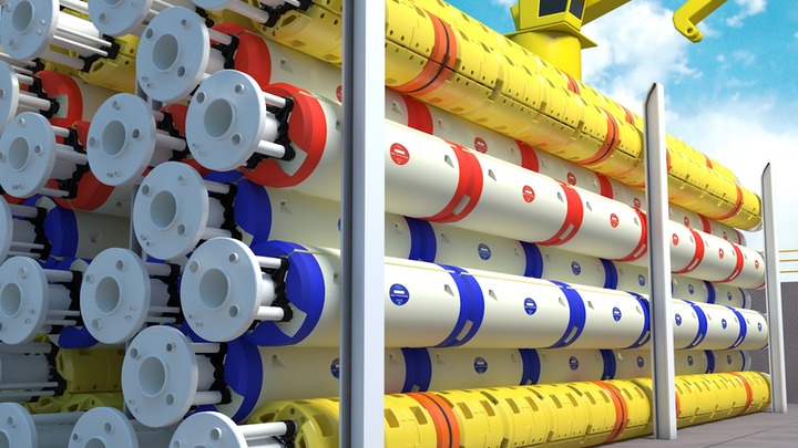 Trelleborg will supply RiserGuard and riser buoyancy for a four-rig package.