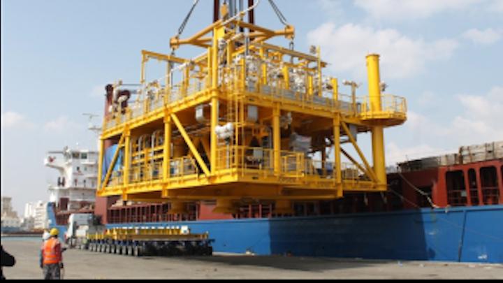 Aquaterra Energy conductor supported platform