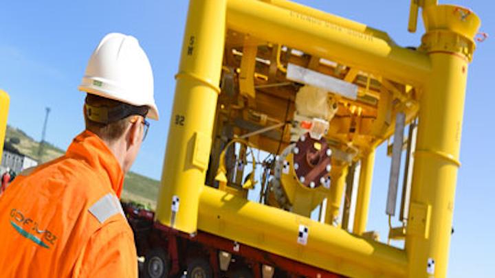 GDF Suez E&P UK's Cygnus gas project