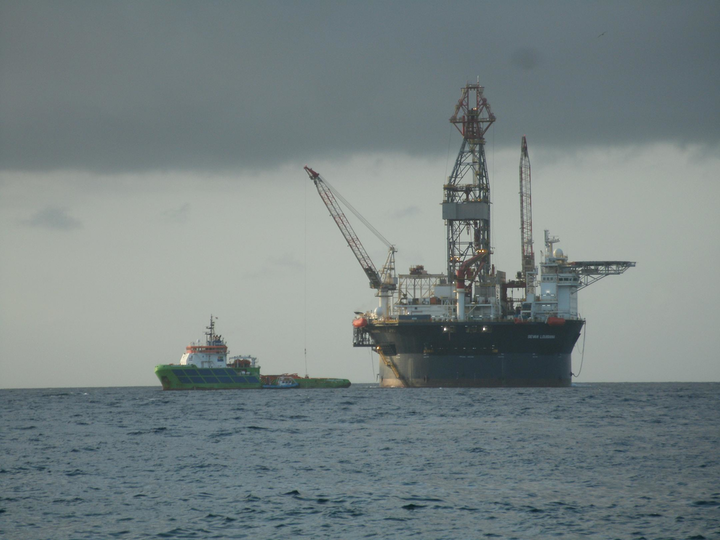 Fairmont Marine has safely towed the Sevan Louisiana rig from Singapore to Curaçao.