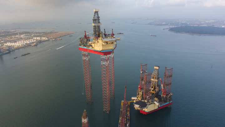 Maersk Intrepid mobilizes to North Sea