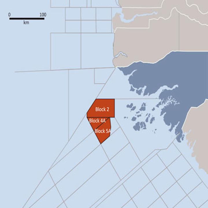 FAR offshore Guinea-Bissau