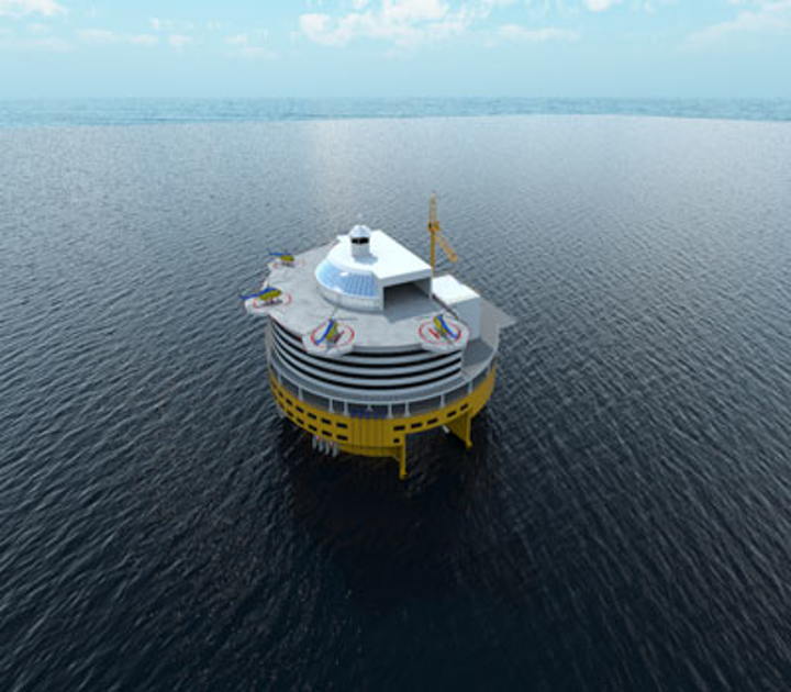 SSP Offshore SSP HUB