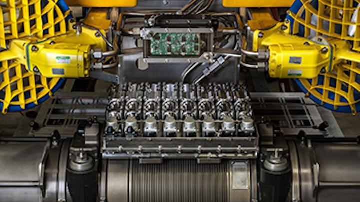 FMC Technologies Schilling Robotics ISOL-8 Pump