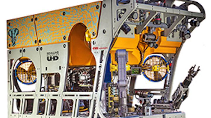 Schilling Robotics UHD III ROV