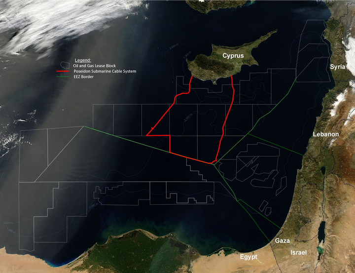Radius Oceanic Communications and Cyta have completed testing and commissioning the Poseidon submarine cable system.
