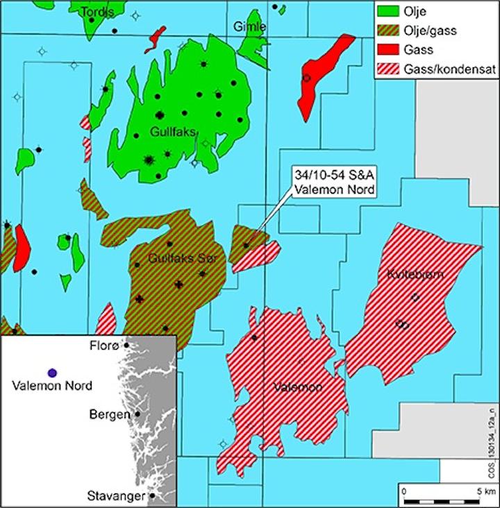 Valmon North map