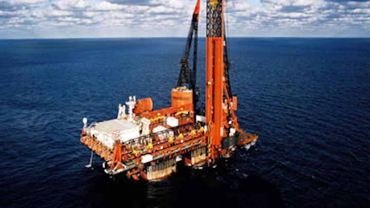 Heerema's deepwater construction vessel Balder