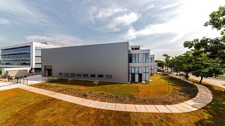 Tenaris is building an R&D center in UFRJ Technological Park in Rio de Janeiro.