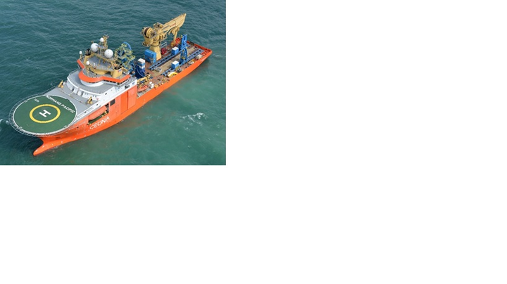 The Normand Pacific will be working in the Oyo oil field offshore Nigeria.