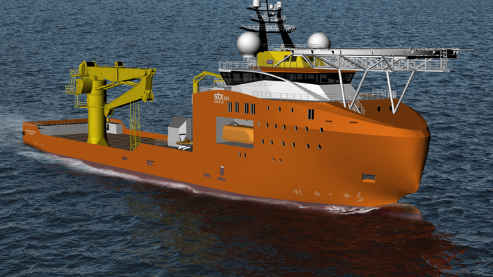 DOF Subsea's long-term chartered construction support vessel, Normand Reach, will support work in the North Sea.