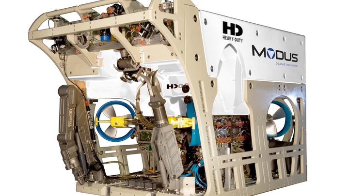 Modus Seabed Intervention Ltd. will deploy its new HD ROV in the company's subsea operations.