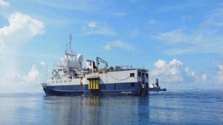 Nordic Maritime's seismic vessel S/V Nordic Bahari