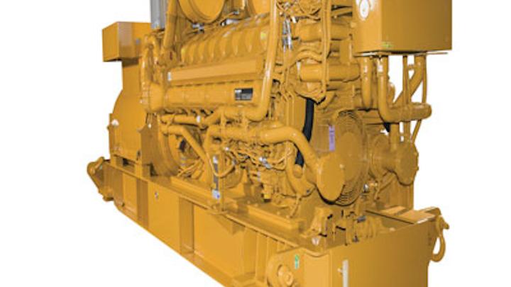 new Cat C175-16 offshore generator