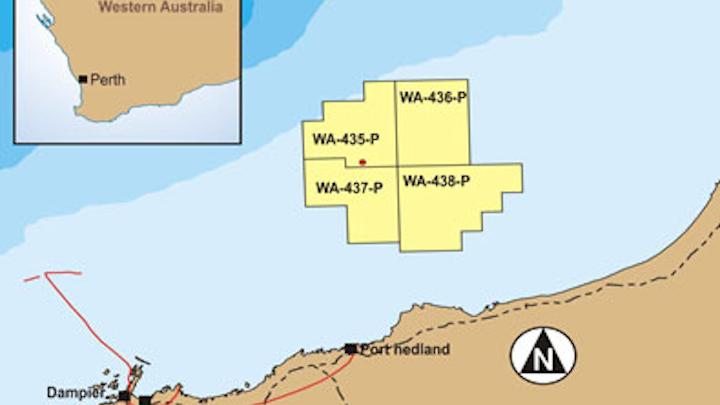 Phoenix South-1 offshore Australia's North West Shelf