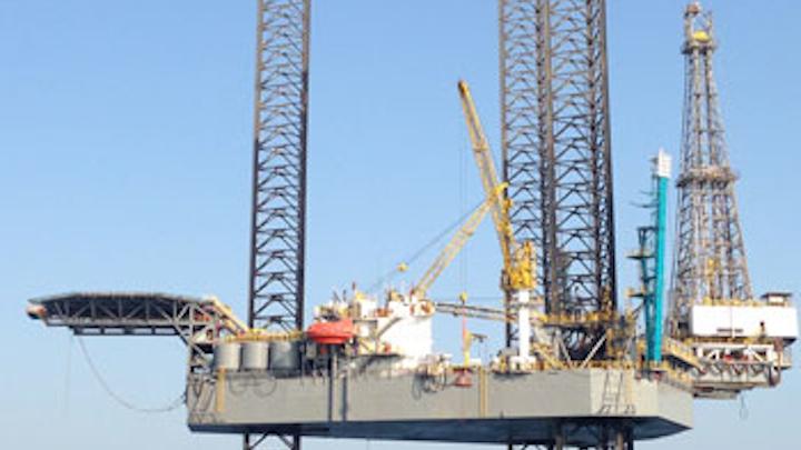 Shelf Drilling High Island jackup