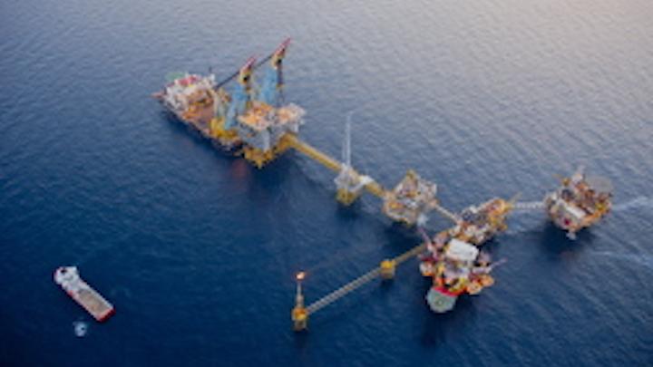 ConocoPhillips Norway Eldfisk II project