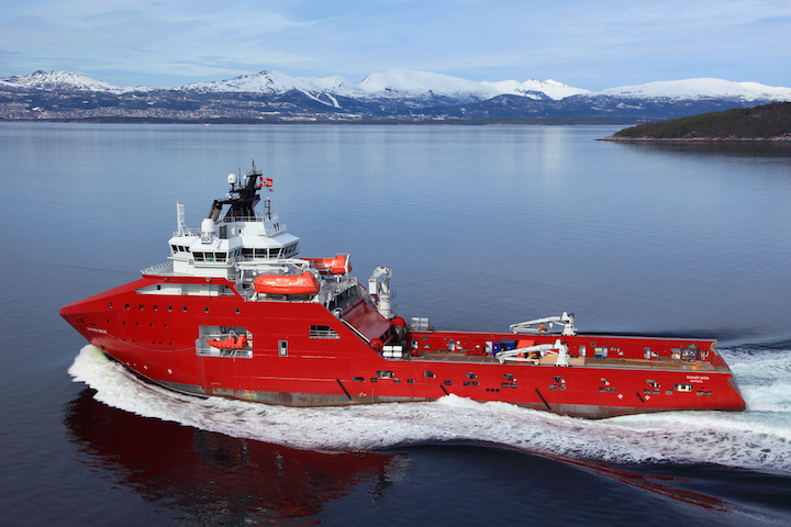 Wärtsilä has a three-year contract to service DOF's vessels in Norway, Brazil, and Singapore.