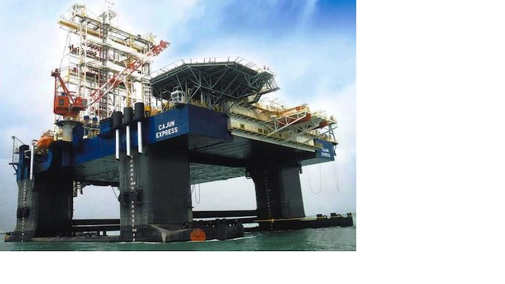 The Cajun Express rig is currently drilling the FAN-1 well offshore Senegal