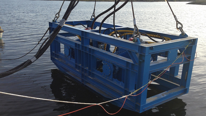 James Fisher and KDM Marine have formed a new venture called James Fisher Mass Flow Excavation.