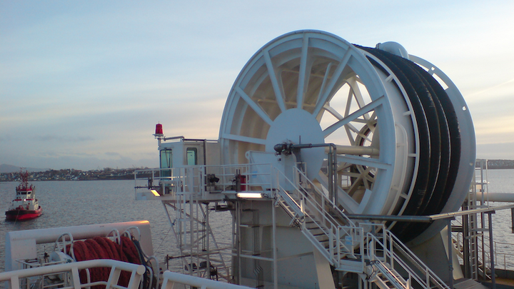 MacGregor is supplying a Pusnes offloading system to Bumi Armada for an FPSO conversion project.