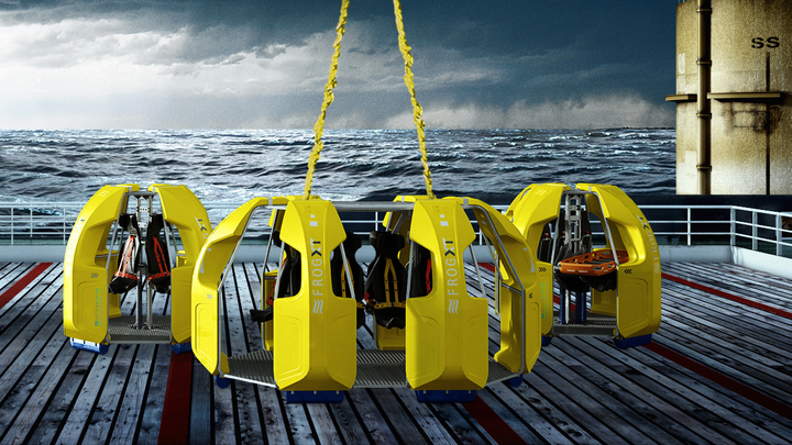 Reflex Marine has recently released its new product range: the FROG-XT.