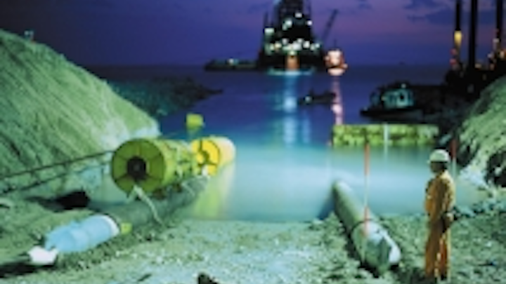 South Stream Transport is constructing a subsea gas pipeline in Russia