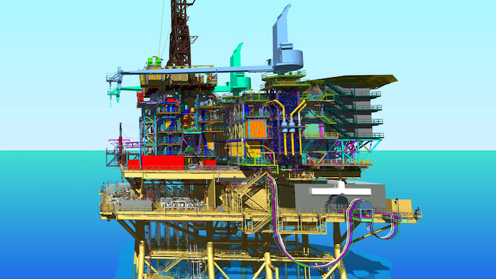 William Jacob Management's Modular Offshore Rig Facility is the first of its kind in size and configuration.