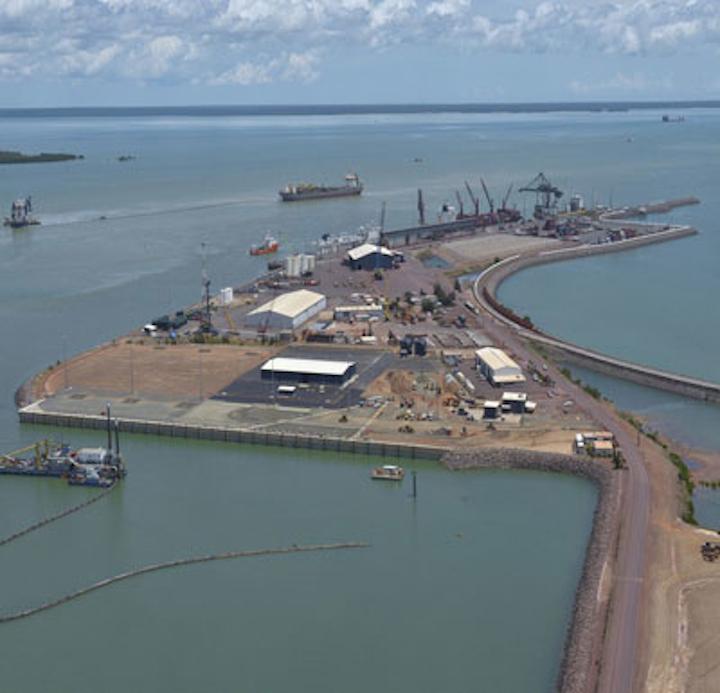 ASCO has now opened its new marine supply base in Darwin, Australia.
