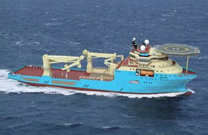 Maersk Supply Service AS is expanding its fleet with four new subsea support vessels.