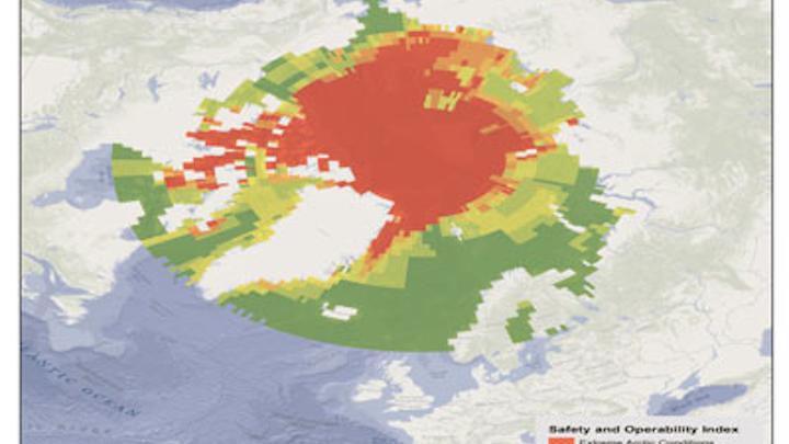 DNL GL Arctic Risk Map
