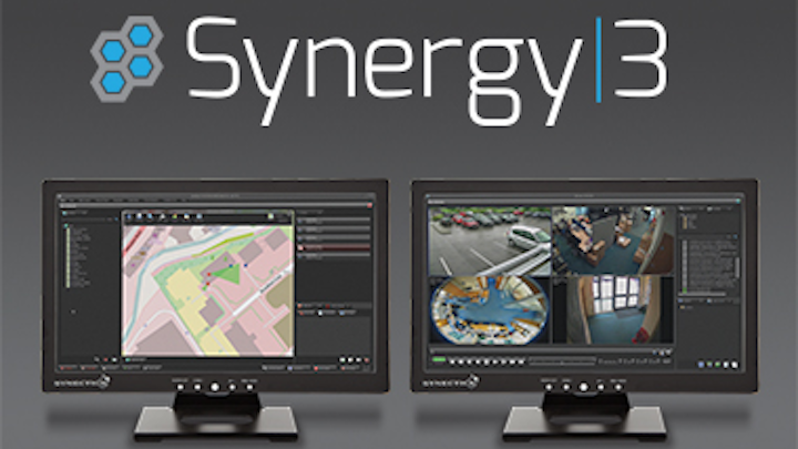 Synectics Synergy 3 command and control platform
