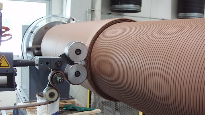 Trelleborg has consolidated its thermal insulation materials under the Vikotherm brand name.