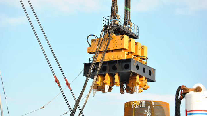 FoundOcean Group has acquired a majority stake in vibro-piling specialist CAPE Holland.
