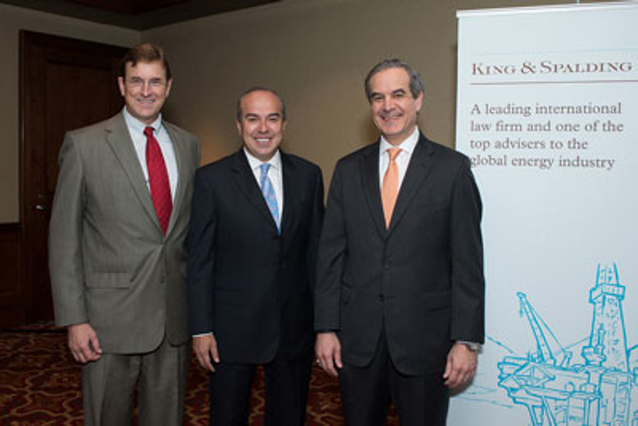 King & Spalding Mexican Energy Forum
