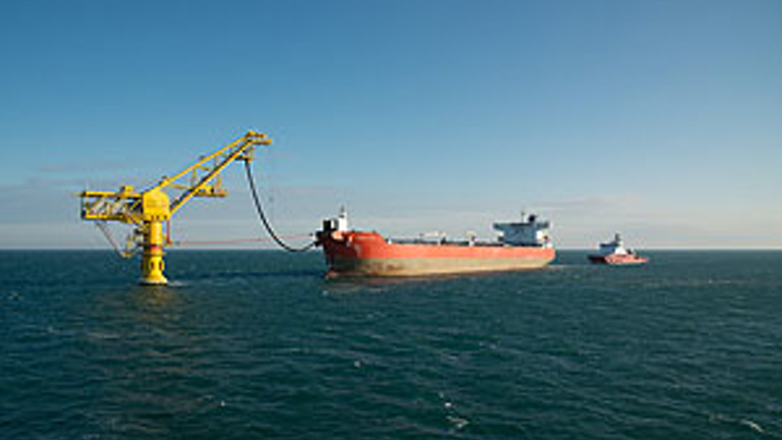 Northern tip of Chayvo license offshore Sakhalin
