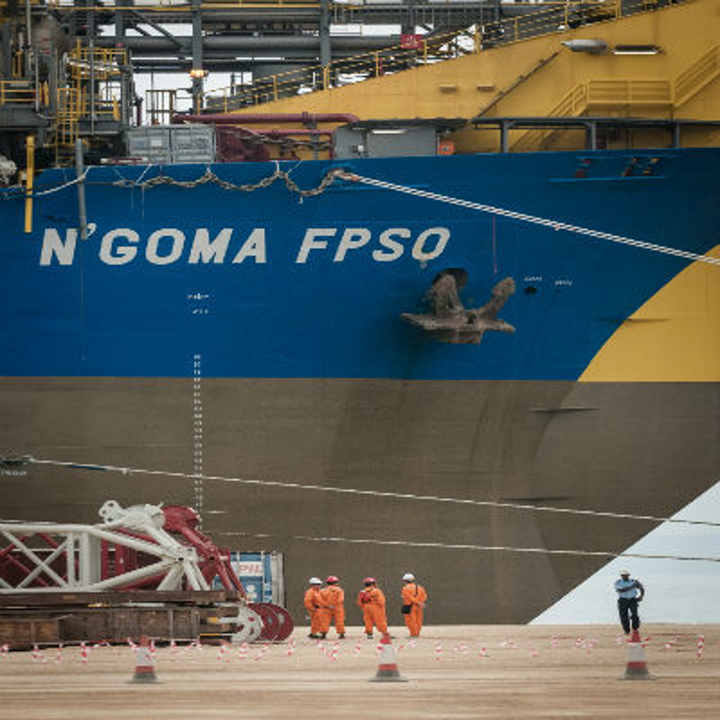 SBM Offshore readies N'Goma FPSO offshore Angola | Offshore