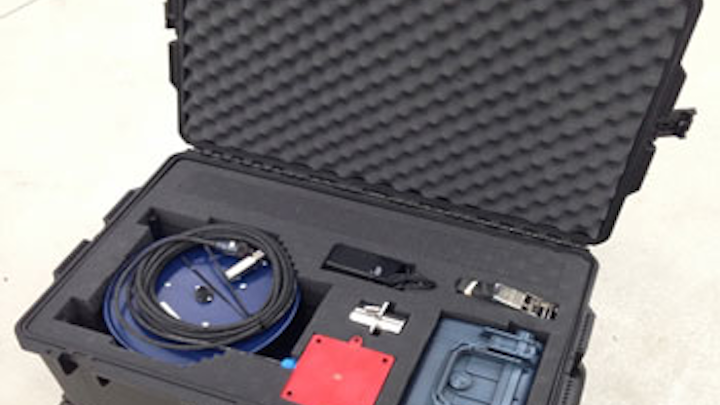 Portable Zone 0, tool detection alarm system.