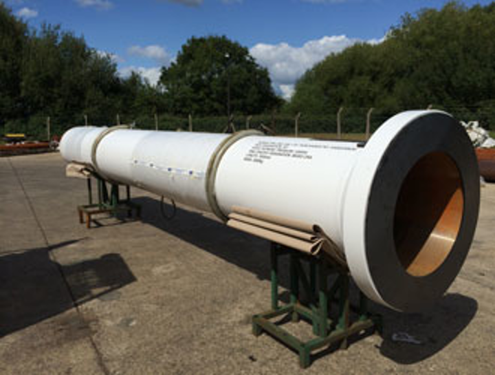 Riser joint from Arc Energy Resources