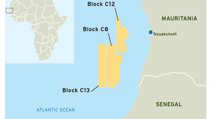 Offshore Mauritania