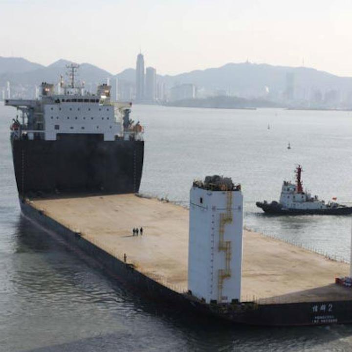 The DWT SS-MPP vessel