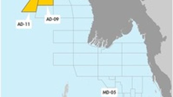 Offshore Myanmar