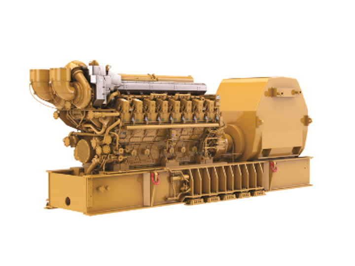 Cat C280 offshore generator