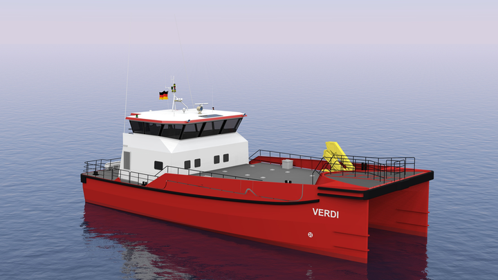 Rendering of Verdi