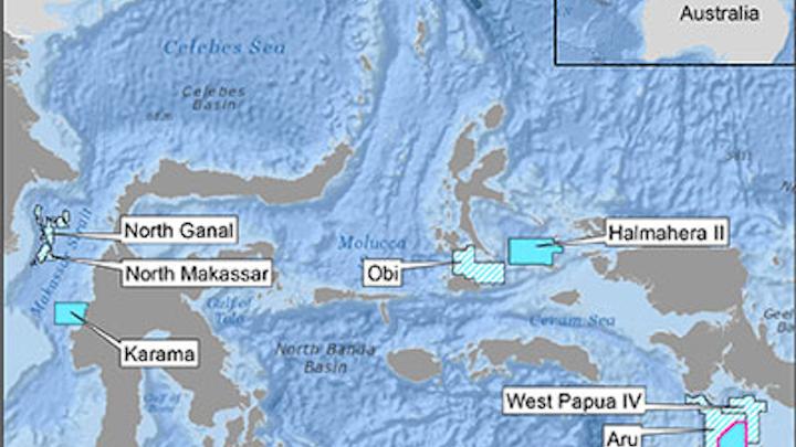 Statoil offshore Indonesia