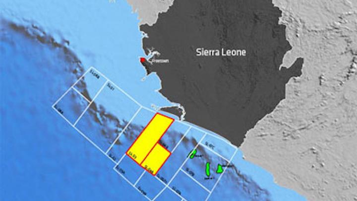 African Petroleum Sierra Leone